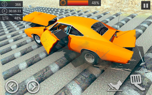 Car Crash Simulator: Feel The Bumps 1.2 Screenshots 8