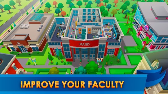 University Empire Tycoon – Idle Management Game MOD (Money) 2