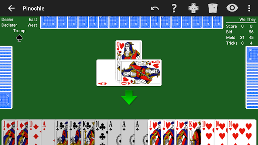 Pinochle by NeuralPlay 2.10 screenshots 4