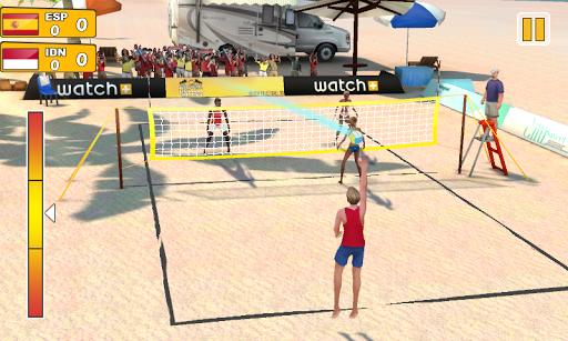 Beach Volleyball 3D 1.0.4 Screenshots 5