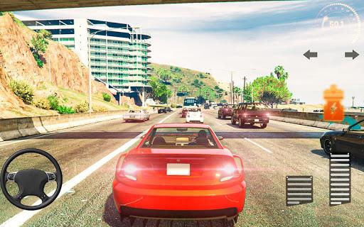 Super Car Simulator 2020: City Car Game  Screenshots 4