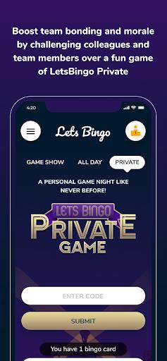 Lets Bingo - Best Live Bingo Game 2.2 screenshots 3