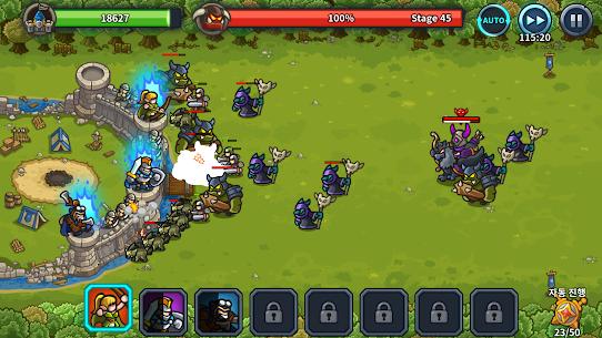Idle Kingdom Defense Mod Apk 1.0.16 (Unlimited Money) 8