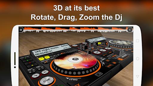 DiscDj 3D Music Player - 3D Dj Music Mixer Studio  Screenshots 7