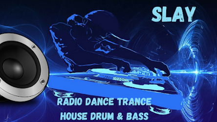 SLAY Radio Dance + Radio Trance House Drum & Bass .APK Preview 8