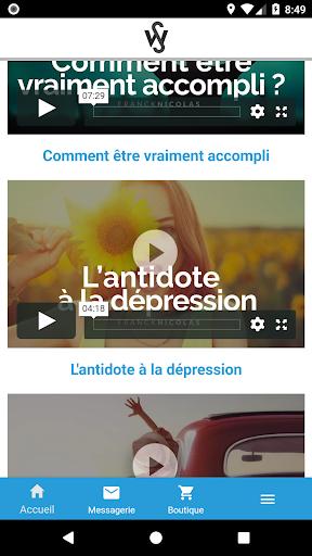 WES - Franck Nicolas  screenshots 4