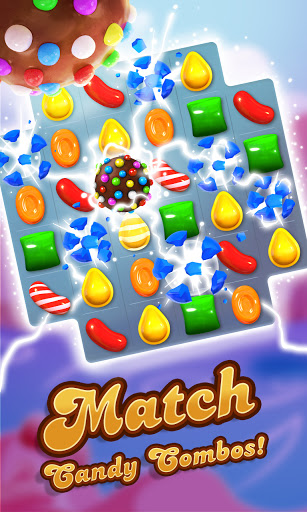 Candy Crush Saga goodtube screenshots 1