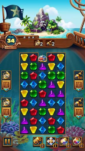 Jewels Fantasy : Quest Temple Match 3 Puzzle 1.9.0 screenshots 6