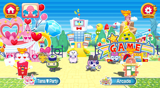 Tamagotchi ON  Apps For Pc (Download Windows 7/8/10 And Mac) 1