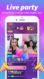 YAYA LIVE –Live Stream & live video chat & Go live