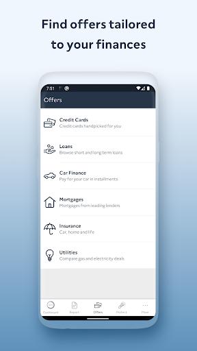 ClearScore - Check & Monitor Your Credit Score  screenshots 3