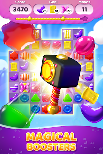 Candy Deluxe - Free Match 3 Quest & Puzzle Game