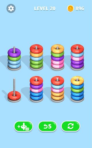 Hoop Stack 3D screenshots 14