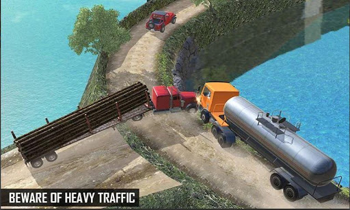 Indian Oil Tanker Truck Simulator Offroad Missions 2.8 Screenshots 15