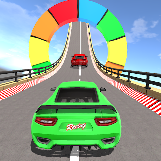 Extreme Car Stunt Games - Mega Ramp Car Driving 3D