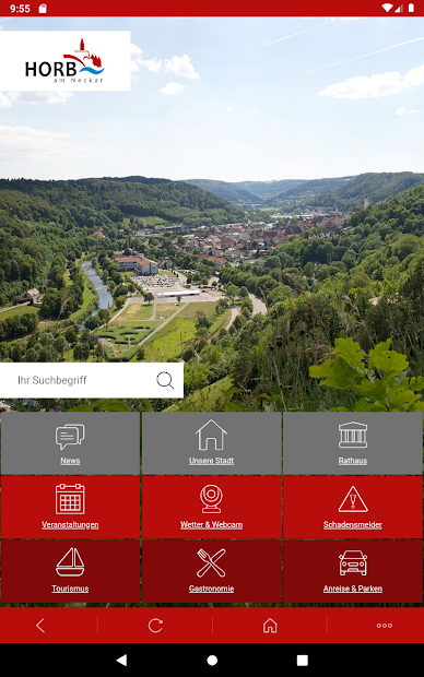 Horb-App screenshot 8