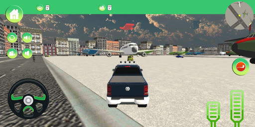Real Truck Simulator  screenshots 8