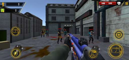 Zombie Shooter - 3D Shooting Game 3.0 screenshots 3
