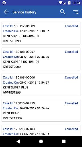 Kent Service App apktram screenshots 6