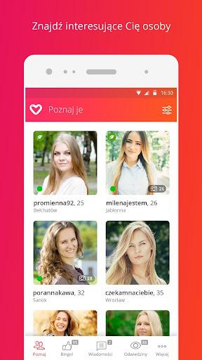 Sympatia - dating, flirt, chat  Screenshots 1