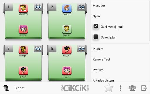 Tavla Online 1.0.8 screenshots 12