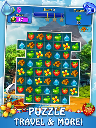 Magica Travel Agency - Match 3 Puzzle Game 1.2.9 screenshots 9