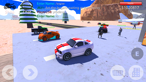 freeroam city online screenshot 3