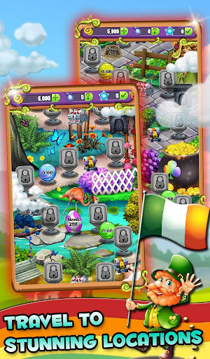 Lucky Mahjong: Rainbow Gold Trail  screenshots 2