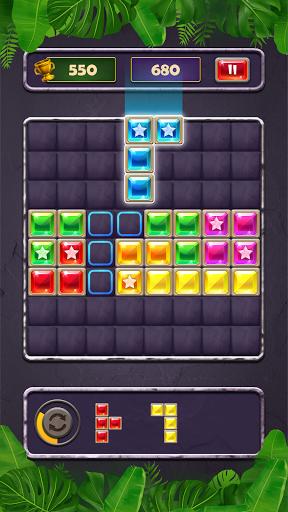 Block Puzzle Classic - Brick Block Puzzle Game apkpoly screenshots 4