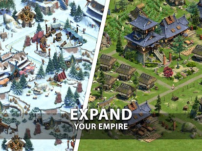 Forge of Empires: Build your City Screenshot