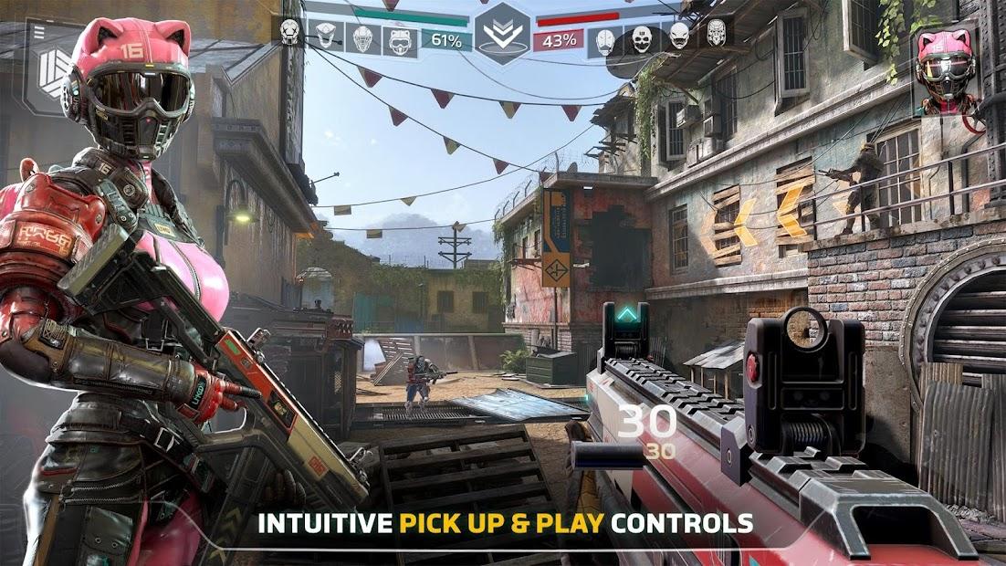 Modern Combat Versus: New Online Multiplayer FPS screenshot 4