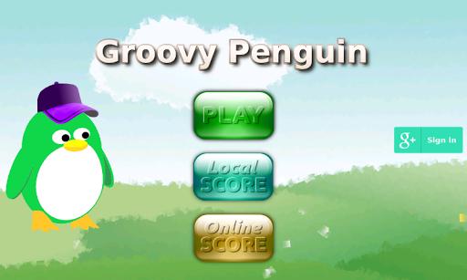 Groovy Penguin - Free Rhythm Beat Based Music Game  screenshots 1