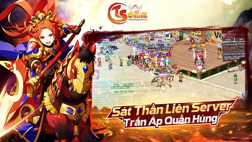 TS Online Mobile u2013 Huyu1ec1n thou1ea1i turnbase RPG Apkfinish screenshots 3