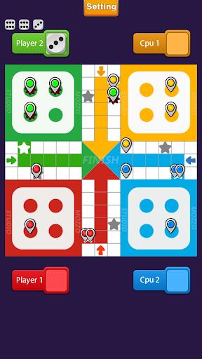 LUDO DICE GAME : SUPER CHAMPION GAME 1.0.3 Screenshots 1