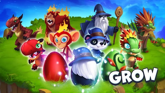 Download Monster Legends MOD Apk [Unlimited Gold/Food/Gems] 7