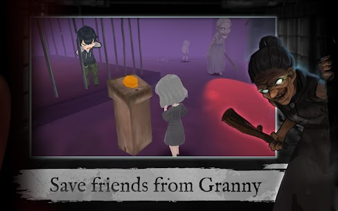 Granny's house – Multiplayer horror escapes 1.220 MOD APK [MOD UNLOCKED] 2