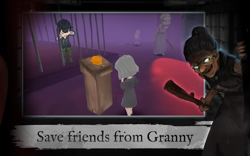 Granny's house - Multiplayer horror escapes Screenshot