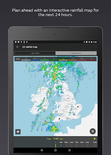 Met Office Weather Forecast 2.3.1 Screenshots 9