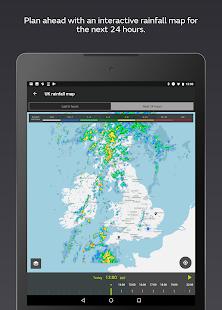 Met Office Weather Forecast 2.10.0 Screenshots 15
