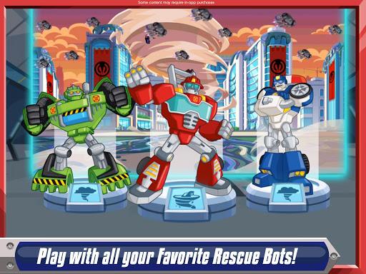 Transformers Rescue Bots: Disaster Dash 1.6 Screenshots 6
