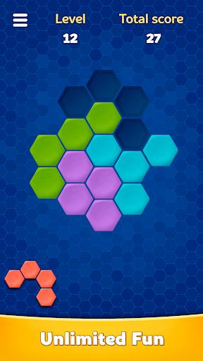 Hexa Block Puzzle 1.91 screenshots 13