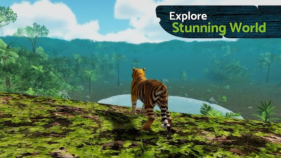 The Tiger Screenshot