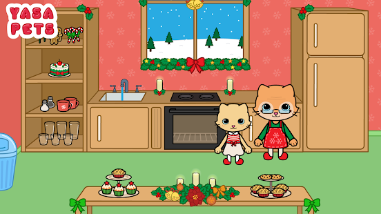 Yasa Pets Christmas 1.1 Screenshots 3