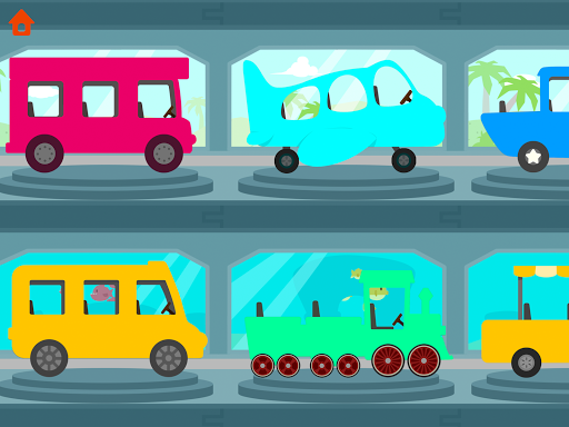 Dinosaur Bus 1.0.6 screenshots 5