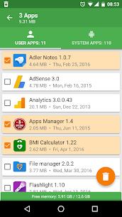 Uninstaller by Splend Apps v1.61 [Mod] 2
