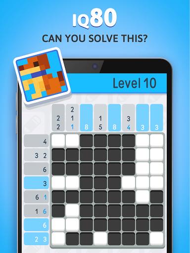 Nonogram - Logic Pic Puzzle - Picture Cross screenshots 7