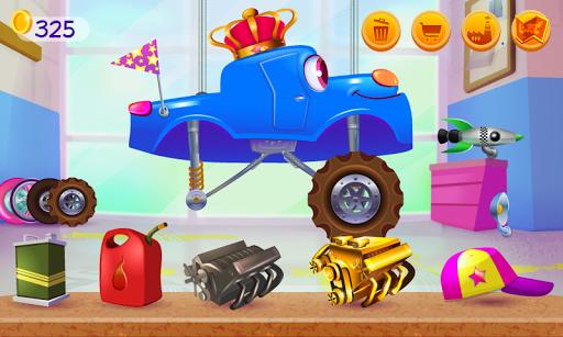Funny Racing Cars  screenshots 4
