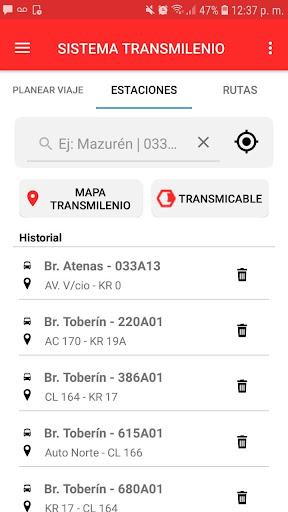 TransMi App | TransMilenio apktram screenshots 2