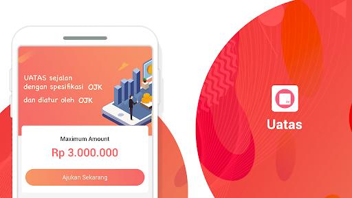 UATAS apk Pinjaman Uang Tunai Dana Online