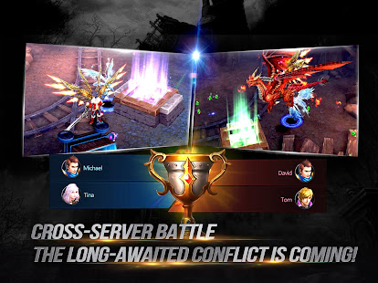 Goddess: Primal Chaos - SEA  Free 3D Action MMORPG screenshots 9